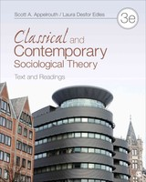 Classical And Contemporary Sociological Theory - Appelrouth, Scott; Edles, Laura D. - ISBN: 9781452203621