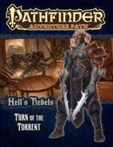 Pathfinder Adventure Path: Hell's Rebels Part 2 - Turn Of The Torrent - Shel, Mike - ISBN: 9781601257840