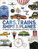Cars Trains Ships And Planes - Dk - ISBN: 9781409348504