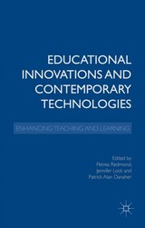 Educational Innovations And Contemporary Technologies - Redmond, Petrea (EDT)/ Lock, Jennifer (EDT)/ Danaher, Patrick Alan (EDT) - ISBN: 9781137468604