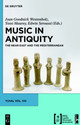 Music In Antiquity - ISBN: 9783110340266