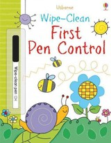 Wipe-clean First Pen Control - Smith, Sam - ISBN: 9781409584346