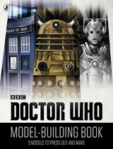 Doctor Who: The Model-building Book - Laing, Moray - ISBN: 9781405921701