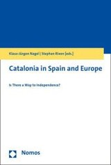 Catalonia in Spain and Europe - ISBN: 9783848718283