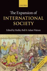 Expansion Of International Society - Bull, Hedley (EDT)/ Watson, Adam (EDT) - ISBN: 9780198716860