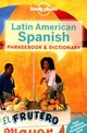 Lonely Planet Latin American Spanish Phrasebook & Dictionary - Lonely Planet Publications (COR) - ISBN: 9781743214473