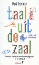 Taal uit de zaal - Mark Teurlings - ISBN: 9789045208138