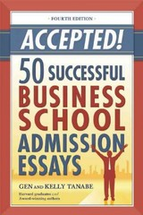 Accepted! - Tanabe, Gen/ Tanabe, Kelly - ISBN: 9781617600760