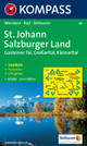 Kompass WK80 St.Johann, Salzburger Land  - ISBN: 9783850264167