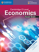 Cambridge O Level Economics Student's Book - Grant, Susan - ISBN: 9781107612358