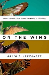 On The Wing - Alexander, Dr. David E. - ISBN: 9780199996773