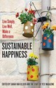 Sustainable Happiness - Van Gelder, Sarah (EDT)/ Yes! Magazine (COR) - ISBN: 9781626563292