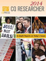 Cq Researcher Bound Volume 2014 - Cq Researcher - ISBN: 9781483385105