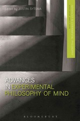Advances In Experimental Philosophy Of Mind - Sytsma, Justin (EDT)/ Beebe, James R. (EDT) - ISBN: 9781474257060
