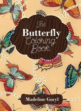 Butterfly Coloring Book - Goryl, Madeline (ILT) - ISBN: 9781632205230