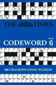 Times Codeword 6 - The Times Mind Games - ISBN: 9780008137243