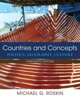 Countries And Concepts - Roskin, Michael G. - ISBN: 9780134113999