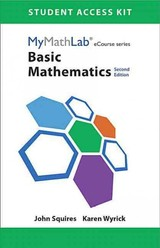 Basic Mathematics - Squires, John/ Wyrick, Karen - ISBN: 9780134018461