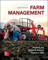 Farm Management - Duffy, Patricia; Edwards, William; Kay, Ronald - ISBN: 9780073400945