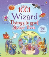 1001 Wizard Things To Spot Sticker Book - Gower, Teri - ISBN: 9781409583400