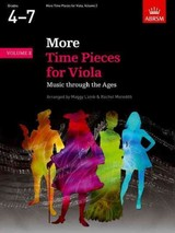 More Time Pieces For Viola, Volume 2 - ISBN: 9781848497450