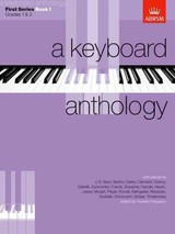 Keyboard Anthology, First Series, Book I - ISBN: 9781854721730