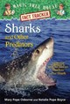 Magic Tree House Fact Tracker #32 Sharks And Other Predators - Boyce, Natalie Pope; Osborne, Mary Pope - ISBN: 9780385386418