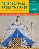 Perspectives From The Past - Brophy, James M./ Cole, Joshua/ Robertson, John/ Safley, Thomas Max/ Symes, Carol - ISBN: 9780393265392