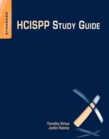 HCISSP Study Guide - Virtue, Timothy; Rainey, Justin - ISBN: 9780128020890