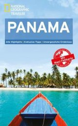 National Geographic Traveler Panama - ISBN: 9783955591298