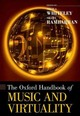 Oxford Handbook Of Music And Virtuality - Rambarran, Shara (assistant Professor, Assistant Professor, Queen's Univers... - ISBN: 9780199321285