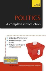 Politics: A Complete Introduction: Teach Yourself - Joyce, Peter - ISBN: 9781473601529