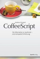 CoffeeScript - Schubert, Andreas - ISBN: 9783864900501