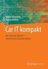 Car It Kompakt - Mildner, Roman; Johanning, Volker - ISBN: 9783658099671