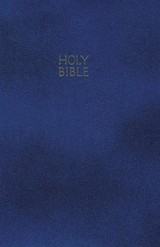 Nkjv, Gift And Award Bible, Leathersoft, Blue, Red Letter Edition - Thomas Nelson - ISBN: 9780718080082