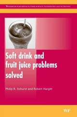 Woodhead Publishing Series in Food Science, Technology and Nutrition, Soft Drink and Fruit Juice Problems Solved - Hargitt, R; Ashurst, P - ISBN: 9781845697068