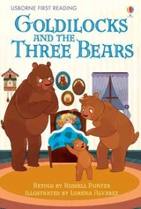 Goldilocks And The Three Bears (new) - Punter, Russell - ISBN: 9781409590750