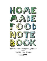 Home made food note book - Yvette van Boven - ISBN: 9789059566507