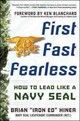 First, Fast, Fearless: How To Lead Like A Navy Seal - Hiner, Brian E. - ISBN: 9780071844888