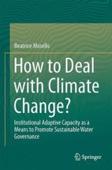 How To Deal With Climate Change? - Mosello, Beatrice - ISBN: 9783319153889