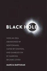 Black Hole - Bartusiak, Marcia - ISBN: 9780300219661