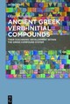 Ancient Greek Verb-Initial Compounds - Tribulato, Olga - ISBN: 9783110415766