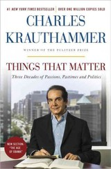 Things That Matter - Krauthammer, Charles - ISBN: 9780385349192