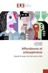 Affordances Et Schizophr Nie - Collectif - ISBN: 9783841663665