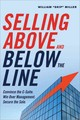 Selling Above And Below The Line - Miller, William - ISBN: 9780814434833