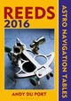 Reeds Astro-navigation Tables 2016 - Du Port, Andy - ISBN: 9781472919465
