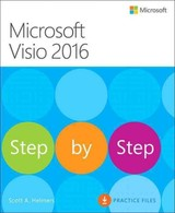 Microsoft Visio 2016 Step By Step - Helmers, Scott A. - ISBN: 9780735697805