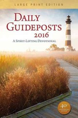Daily Guideposts 2016 - Guideposts (COR) - ISBN: 9780310346371