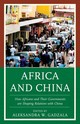 Africa And China - ISBN: 9781442237759