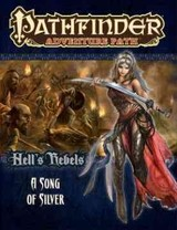 Pathfinder Adventure Path: Hell's Rebels Part 4 - A Song Of Silver - Jacobs, James - ISBN: 9781601257956